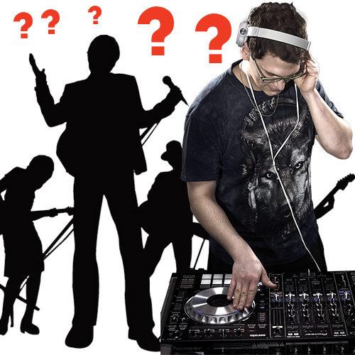 DJ nebo kapela?