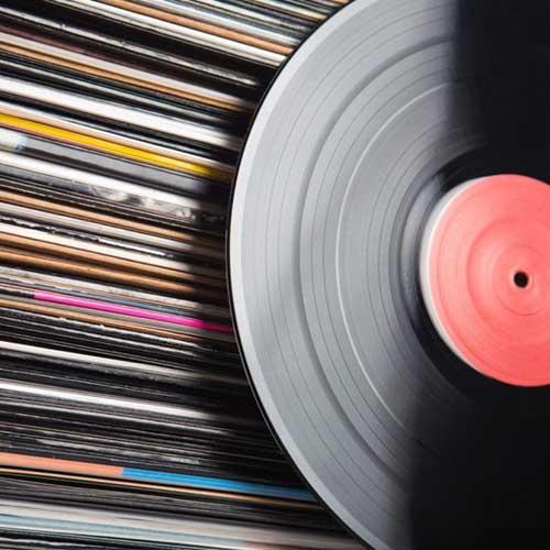 Bohatý hudební archiv