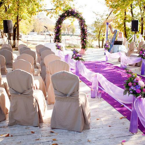 Ozvučení obřadu a dalších účinkujících svatby